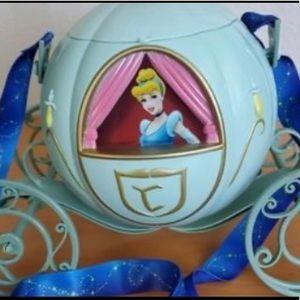 Cinderella Carriage Popcorn Bucket
